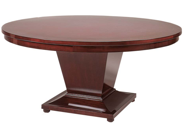 Round Dining Room Tables Are Perfect for Small Areas