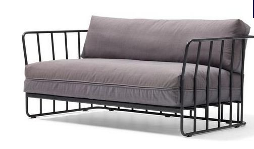 Shift to elegant and compact furniture design - 2 Seater Sofa