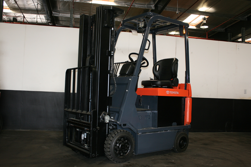 Why is it Best to Rent a Forklift?