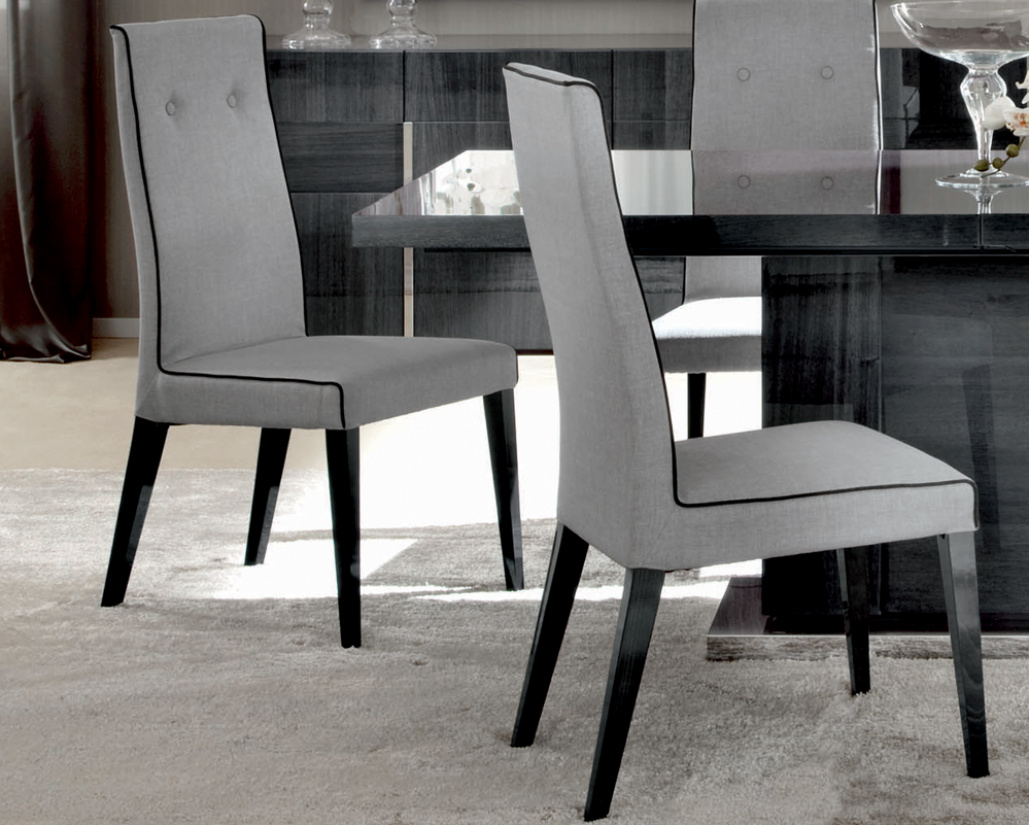 There are very few things that can add an aesthetic appeal to the decor of your dining room as italian chairs can they are a symbol of elegance