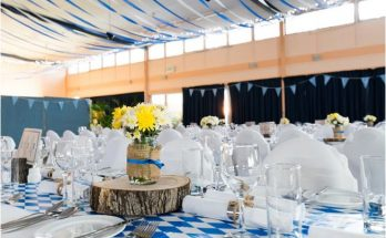 Table-and-Chair Linen Rental Services